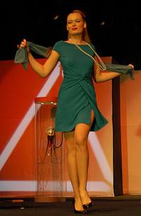 Módní přehlídka Verino, Jaro - léto 2008