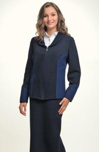Dámský pletený kabátek - sleva