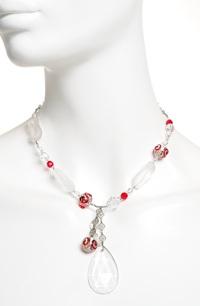 Ručně malované perly v soupravě