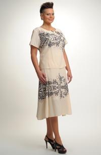 Dámský jkomplet se sukní
