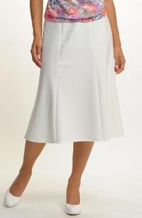 Elegantní dámská dílová sukně
