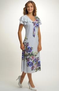 5ae9712ac56 Dámské společenské šaty i pro plnoštíhlé a xxl
