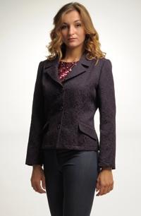 Elegantní dámské sako