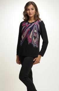 Ležérní pletený svetr