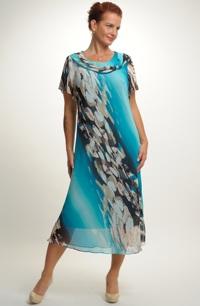 c67dccfe9616 Společenské šaty vhodné pro vetší velikosti