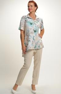 Kalhotový komplet - tunika a kalhoty
