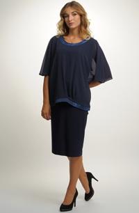 Dámské společenské šaty i pro plnoštíhlé a xxl  6704a352c90