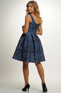 Luxusní dívčí společenské retro šaty