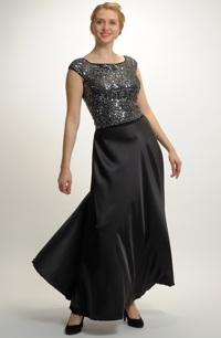 Plesovky - bohatá sukně s topem