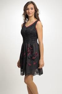 Dámské společenské šaty i pro plnoštíhlé a xxl  11fd1accb5