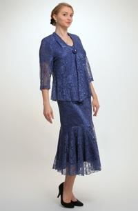 Luxusní kostýmek pro svatebmí matky