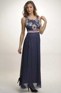 Mladistvé šaty vhodné na ples i na svatbu