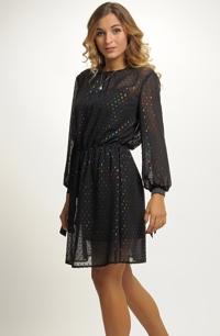 3bdbc5a21ca Krátké společenské šaty - malé černé