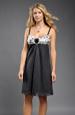 Dívčí šaty do sedýlka