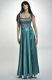 Dámské šaty s korzetovým živůtkem