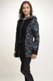 Kabátek na zip s kapucí