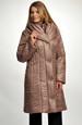 Dámská bunda z módního prošívaného materiálu