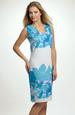 Letní šaty nad kolena