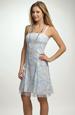 Letní princesové šaty na ramínka