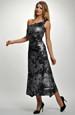 Elegantní dámské společenské šaty