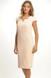 Exkluzivní dámské pouzdrové šaty