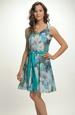 Dívčí šaty ze šifonu
