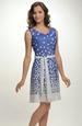 Letní šifonové šaty