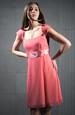 šifónové maturitní šaty