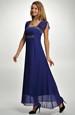 Dlouhé elegantní šaty plesové