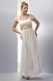 Svatební šaty v římském stylu