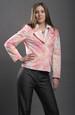 Letní dámské sako v jasných barvách