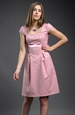 Empírové krátké šaty