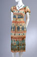 Letní šaty v aktualním hippies stylu