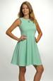 Šaty do tanečních s kolovou sukní