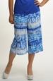Letní kalhotová sukně