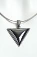 náhrdelník hematit