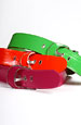 Dámské pásky - módní barvy