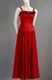Společenské šaty s korzetovým živůtkem,kolovou sukní