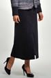 Manšestrová sukně - sleva