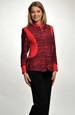 Pletený svetřík z melíru