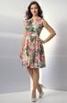 Elastické šaty na léto