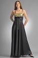 Černé korzetové šaty vhodné na maturitní ples