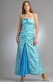 Dívčí korzetové šaty vhodné na maturitní ples