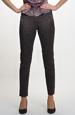 Společenské kalhoty s úzkými nohavicemi