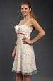 Dívčí šaty vhodné i do tanečních