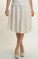 Dámská elegantní krátká sukně