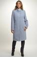 Zimní kabát - dámský v délce pod kolena