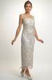 Luxusní svatební a společenské krajkové šaty