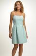 Dívčí šaty korzetové