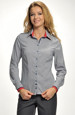 Dámská elastická košile